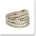 Swarovski Power Collection Bracelet, Brown
