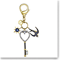 Swarovski Tarot Swallow Bag Charm, Multi Colored