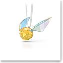 Swarovski Harry Potter 2021 Golden Snitch Ornament