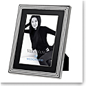 """Vera Wang Wedgwood With Love Noir 4""""x6"""" Picture Frame"""