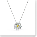Swarovski Necklace Eternal Flower Pendant Bee Crystal Mix