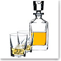 Riedel Louis Whiskey Gift Set, Decanter with stopper, 2 Tumblers