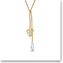 Swarovski Necklace Tropical Necklace Enit Gold