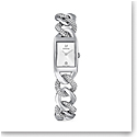 Swarovski Women's Watch Cocktail Mc Stainless Steel Shiny White