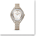 Swarovski Women's Watch Crystalline Aura Pcg White Pcg