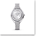 Swarovski Women's Watch Crystalline Aura Stainless Steel Shiny White