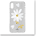 Swarovski Mobile Phone Case Eternal Flower iPhone X Case Multi