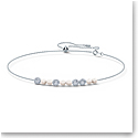 Swarovski Necklace So Cool Choker Crystal Rhodium Silver