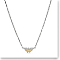 Swarovski Warner Bros. Necklace Fit WW Necklace Crystal Mix