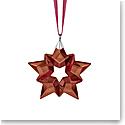 Swarovski Small Holiday Red Christmas Ornament