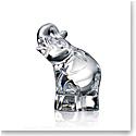 Steuben Elephant Hand Cooler