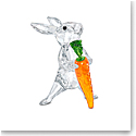 Swarovski Rabbit With Carrot
