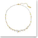 Swarovski Necklace Botanical All-Around Gold