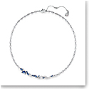 Swarovski Necklace Louison All-Around Crystal Rhodium Silver Anni