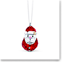 Swarovski 2020 Rocking Santa Claus Ornament