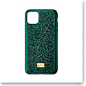 Swarovski Glam Rock Emerald 11 Pro Case Green