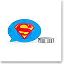 Swarovski Warner Bros. DC Comics Magnet Superman Logo