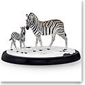 Swarovski Myriad SCS Uzuri Zebras, Limited Edition
