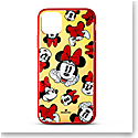 Swarovski Disney Minnie iPhone 11 ProMax Case Multi Pattern