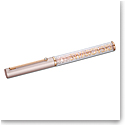 Swarovski Crystalline Gloss Ballpoint Pen, Pink, Rose Gold Tone Plated