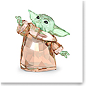 Swarovski Star Wars, Baby Yoda - Mandalorian Child