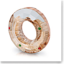 Swarovski Holiday Cheers Magnet Gingerbread Donut