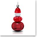 Swarovski Holiday Cheers Ornament Santa Claus