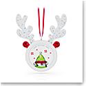 Swarovski Holiday Cheers Picture Holder Reindeer