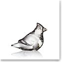 Steuben Cardinal Hand Cooler Paperweight