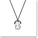 Swarovski Harmonia Pendant, Oversized Crystals, White, Mixed Metal Finish
