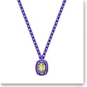 Swarovski Dulcis Necklace, Purple