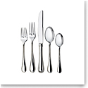 Vera Wang Wedgwood Grosgrain Flatware 5 Piece Place Setting