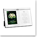Vera Wang Wedgwood Infinity Frame Double Invitation Picture Frame