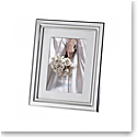"""Vera Wang Wedgwood Chime With Grosgrain Matte 5x7"""" Picture Frame"""
