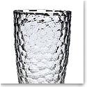 "Vera Wang Wedgwood, Sequin 11"" Crystal Vase"