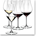 Riedel Performance Tasting Gift Set of 4 Crystal Wine Glasses