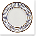 "Wedgwood Renaissance Gold Dinner Plate 10.75"", Single"