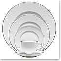 Wedgwood China English Lace, 5 Piece Place Setting