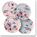 "Wedgwood Cuckoo Tea Plate 8.25"" Set of 4"