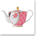 Wedgwood Butterfly Bloom Teapot 12.5oz.