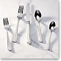 Lenox Vintage Jewel Frosted Flatware 5 Piece Place Setting