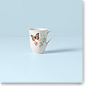 Lenox Butterfly Meadow Dinnerware Monarch Mug, Single