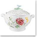 Lenox Butterfly Meadow Dinnerware Covered Casserole