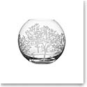 Orrefors Crystal, Organic Round Crystal Vase, Medium