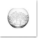 Orrefors Crystal, Organic Round Crystal Vase, Large