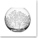 Orrefors Crystal Organic Vase Small