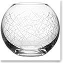 Orrefors Crystal Confusion Vase Bowl Large