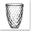 Orrefors Crystal Raspberry Vase Small
