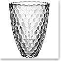 Orrefors Crystal Raspberry Vase Large