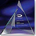 Crystal Blanc, Personalize! Zephyr Award, Medium
